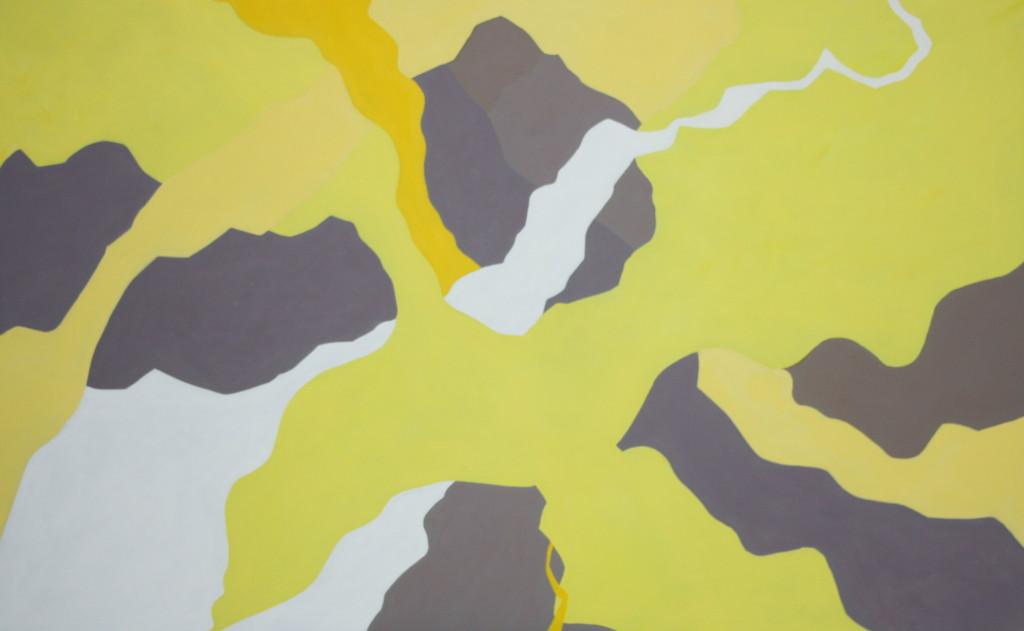 Acrylmalerei 160x100